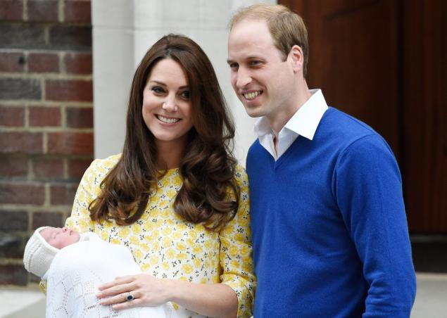 Call the Midwife! The ONE thing I have in common with Kate Middleton