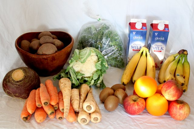 All about our vegetable delivery and CSA